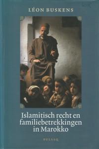 Islamitisch recht en familiebetrekkingen in Marokko. Diss.