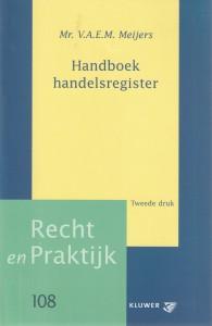 Handboek handelsregister