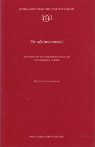 De advocateneed; een onderzoek naar het gebruik van de eed in het heden en verleden