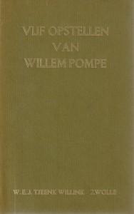 Vijf opstellen van Willem Pompe
