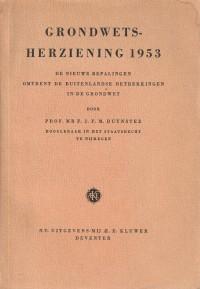 Grondwetsherziening 1953 - De nieuwe bepalingen omtrent de buitenlandse betrekkingen in de grondwet