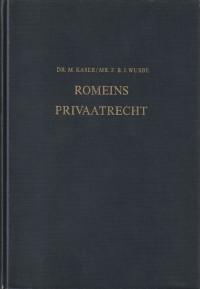 Romeins privaatrecht, 2e herziene en bijgewerkte druk