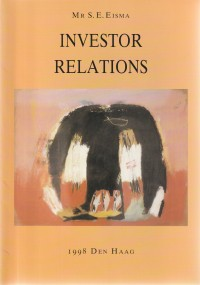 Eisma / Investor Relations - Rede 1998