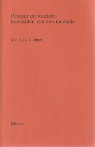 Bestuur en toezicht, keerzijden van één medaille - Rede 1983