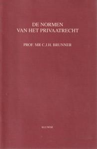 De normen van het privaatrecht - Rede 1996