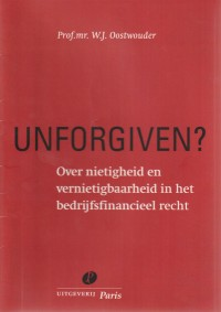 Unforgiven?