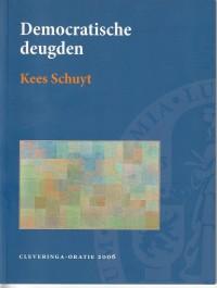 Democratische deugden; groeps- tegenstellingen en sociale integratie - Rede 2006