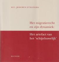 Het migratierecht en zijn dynamiek: het artefact van het 'schijnhuwelijk' - Rede 1998