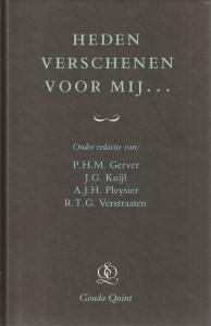 Heden verschenen voor mij... - Liber Amicorum aangeboden aan prof. mr. A.L.M. Soons
