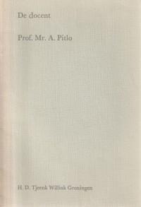 De docent - Afscheidscollege 1974