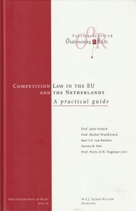 Competition Law of the EU and the Netherlands