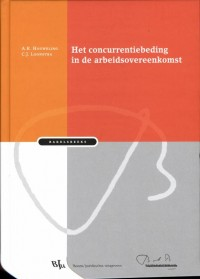 Het concurrentiebeding in de arbeidsovereenkomst