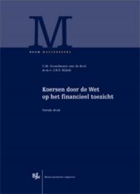 Koersen door de Wet op het financieel toezicht