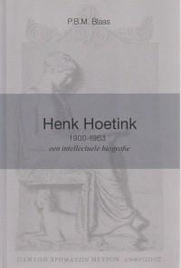 Henk Hoetink 1900-1963