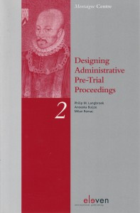 Designing Administrative Pre-Trial proceedings