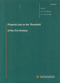 Property Law on the Threshold of the 21st Century