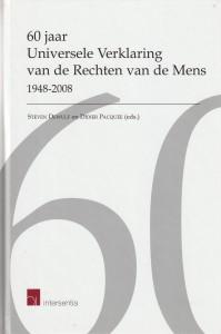 60 jaar Universele Verklaring van de rechte van de Mens 1948-2008