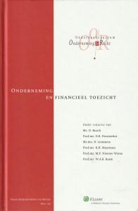 Onderneming en financieel toezicht