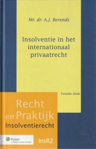 Insolventie in het internationaal privaatrecht 2e druk