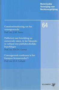 Constitutionalisering van het vermogensrecht