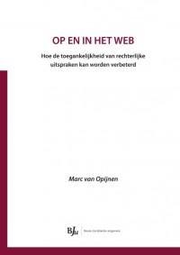 Op en in het web