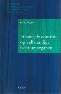 Financiële controle op zelfstandige bestuursorganen
