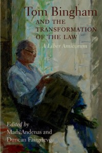 Tom Bingham and the Transformation of the Law