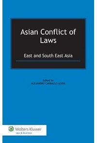 Asian Conflict of Laws