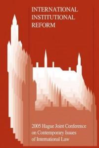 International Institutional Reform
