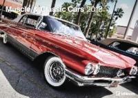 Muscle & Classic Cars 2018 Wandkalender