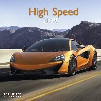 High Speed 2018 Broschürenkalender
