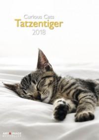Tatzentiger 2018 Wandkalender