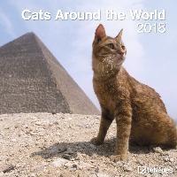 Cats Around the World 2018 Broschürenkalender