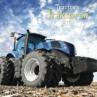 Traktoren 2018 Broschürenkalender