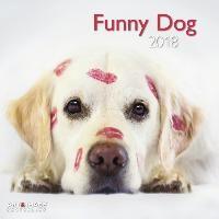 Funny Dog 2018 Broschürenkalender
