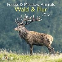 Wald & Flur 2018 Broschürenkalender