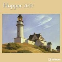 Hopper 2019 Broschürenkalender