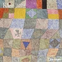 Klee 2019 Broschürenkalender