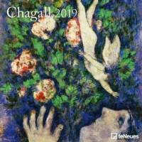 Chagall 2019 Broschürenkalender