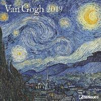 Van Gogh 2019 Broschürenkalender