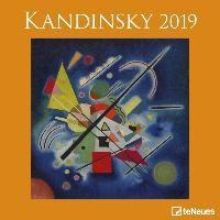 Kandinsky 2019 Broschürenkalender