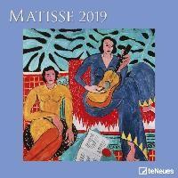 Matisse 2019 Broschürenkalender