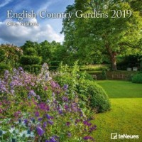 English Country Gardens 2019 Broschürenkalender