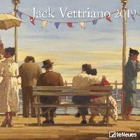 Jack Vettriano 2019 Broschürenkalender