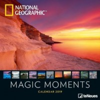 National Geographic: Magic Moments 2019 Broschürenkalender