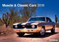 Muscle & Classic Cars 2019 Wandkalender
