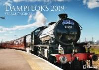 Dampfloks 2019 Wandkalender