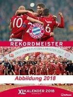 FC Bayern München XL Kalender 2019