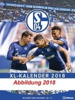 FC Schalke 04 XL Kalender 2019