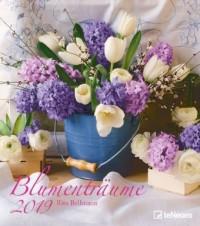 Blumenträume 2019 Wandkalender